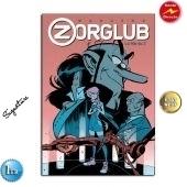 Zorglub / La fille du Z / Munuera / Tirage de luxe