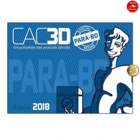 CAC3D Spécial PARA-BD Résine