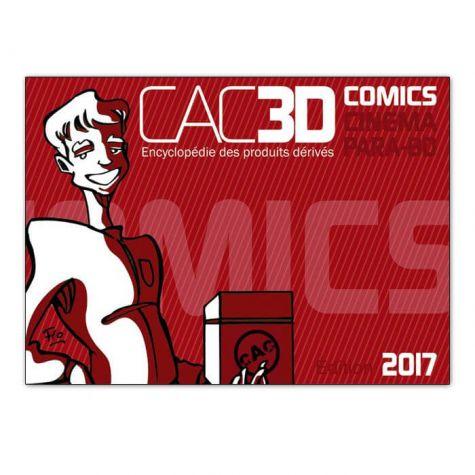 CAC3D Argus Para-BD Comics