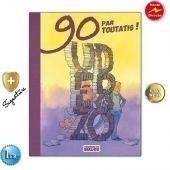 Uderzo / 90 par Toutatis