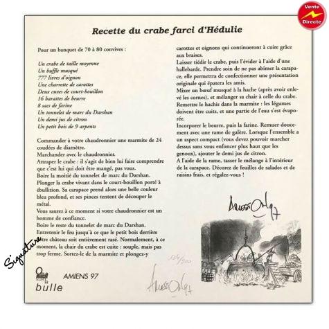 Ex-libris / Tarquin / Arleston / Lanfeust de troy / On a marché sur la bulle