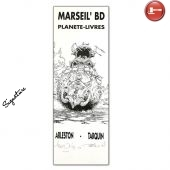 Ex-libris / Tarquin / Arleston / Lanfeust de troy / Marseil'BD