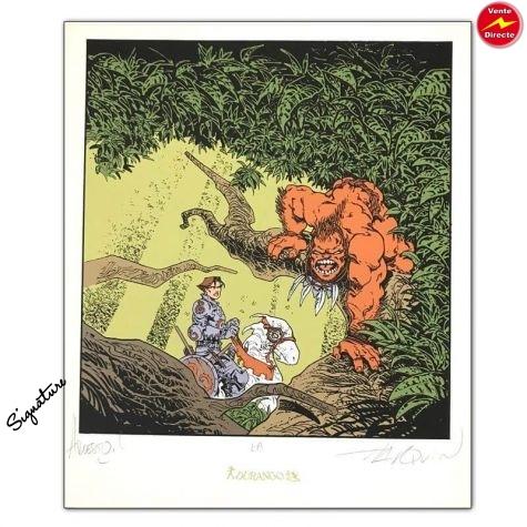 Ex-libris / Tarquin / Arleston / Lanfeust de troy / Durango