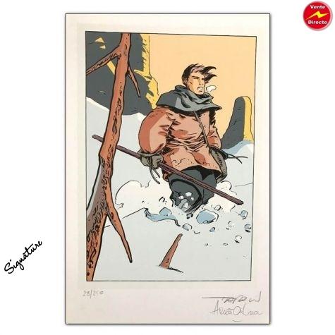 Ex-libris / Tarquin / Arleston / Lanfeust de Troy
